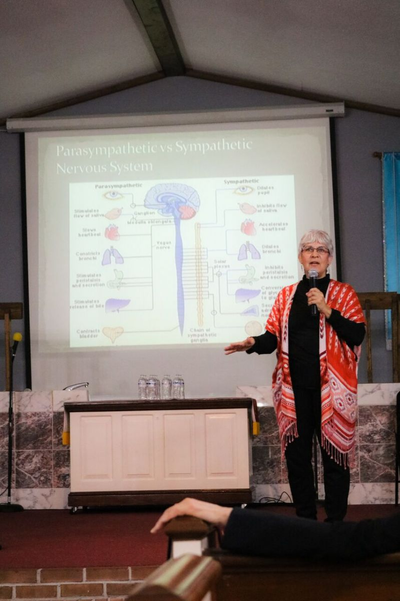 Pics - Brain Wellness - Amy Shuman and the brain.jpeg